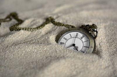 """""""Ich habe keine Zeit..."""""""
