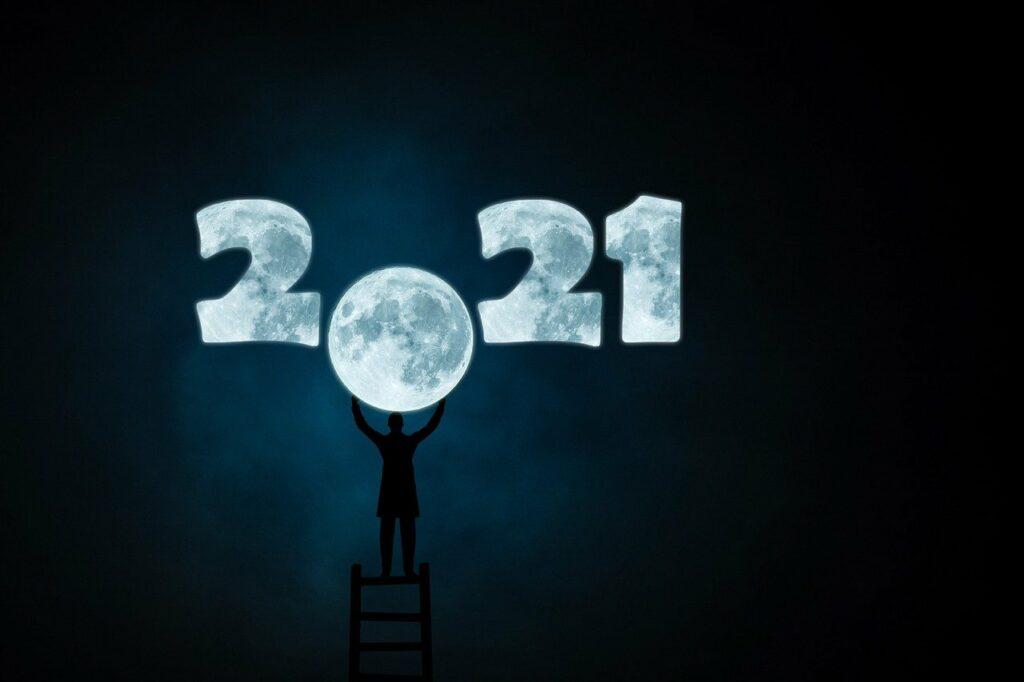 2021 - ein neues Jahr